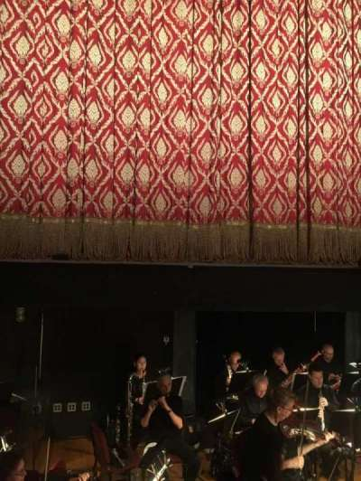 Academy of Music section Parquet
