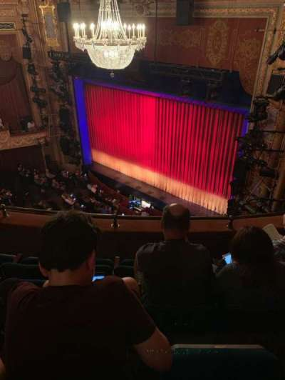 Longacre Theatre section Balcony R
