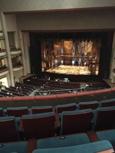 Bloomington Center For The Performing Arts section MezzRt