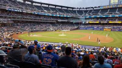 Citi Field, section: 112, row: 27, seat: 5