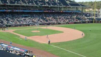 Kauffman Stadium, section: 323, row: a, seat: 9