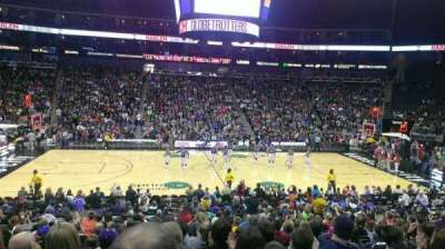 Sprint Center section 117