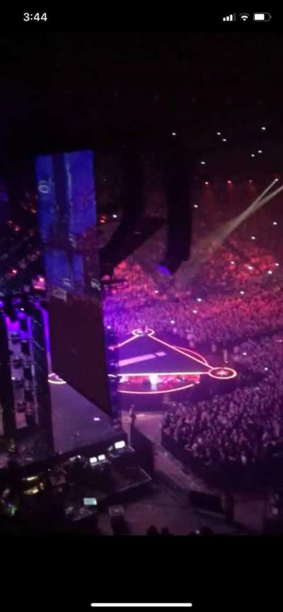 AO Arena section 222
