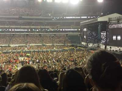 Lincoln Financial Field, section: 121, row: 32, seat: 15