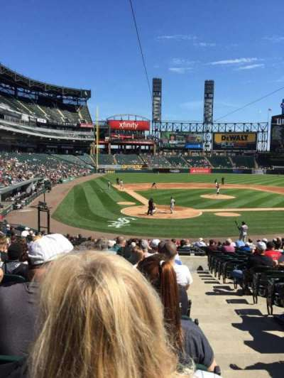 Guaranteed Rate Field section 130