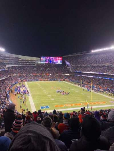 Soldier Field section 354