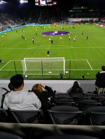 Audi Field, section: 117, row: 10, seat: 14