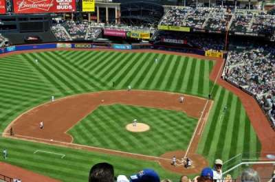 Citi Field, section: 518, row: 8, seat: 3