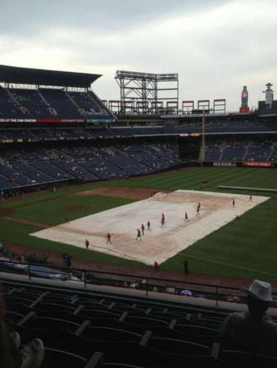 Turner Field section 319
