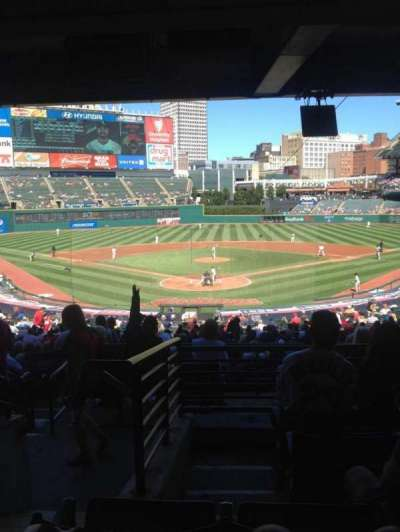 Progressive Field section 253