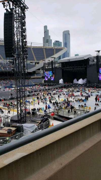 Soldier Field section 211