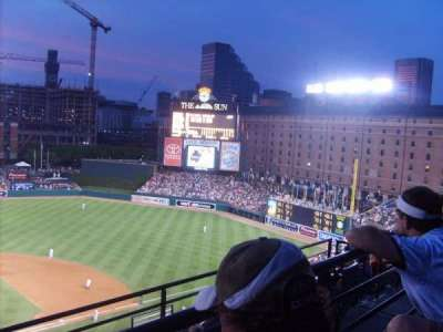 Oriole Park at Camden Yards, section: 328, row: C, seat: 8