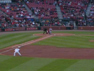 Busch Stadium, section: 509, row: 28, seat: 6