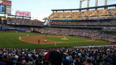 Citi Field, section: 125, row: 5, seat: 3
