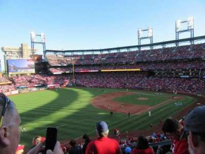 Busch Stadium, section: 265, row: 7, seat: 17