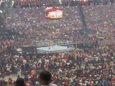 University of Phoenix Stadium, section: 32, row: 27, seat: 2