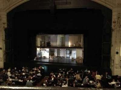 Orpheum Theatre (San Francisco) section Loge RC