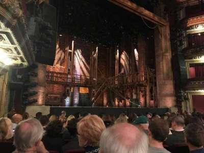 CIBC Theatre, section: Orchestra L, row: L, seat: 17