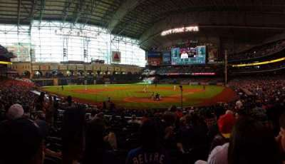 Minute Maid Park section 118