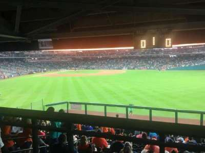 Minute Maid Park, section: 156, row: 14, seat: 5