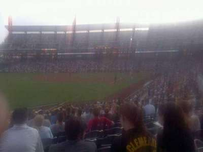 PNC Park, section: 131, row: s, seat: 12