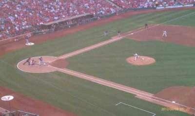Busch Stadium, section: 340, row: 3, seat: 15