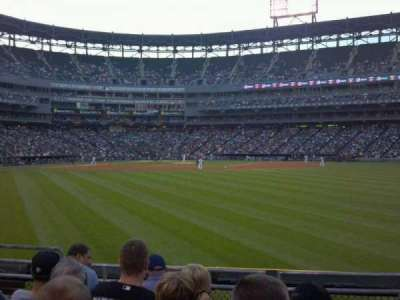 Guaranteed Rate Field section 102