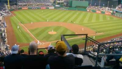 PNC Park, section: 314, row: N, seat: 13
