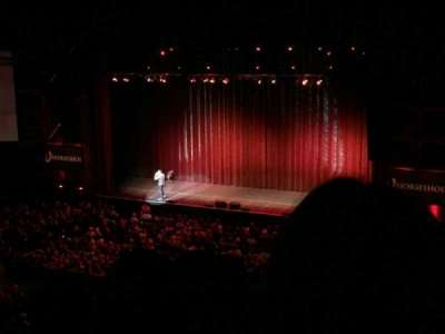 The Venue at Horseshoe Casino (Hammond), section: 302, row: E, seat: 10