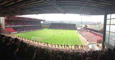 Oakwell Stadium, section: NS2, row: QQ, seat: 20