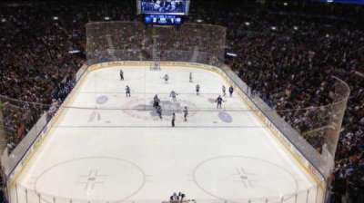 Air Canada Centre, section: 315, row: 2, seat: 14