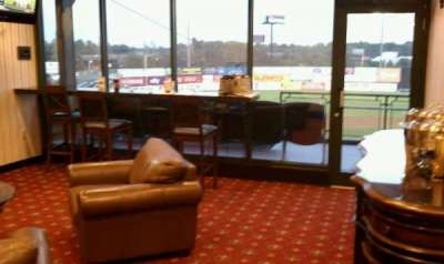 TD Bank Ballpark section Suite 301