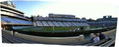 Kenan Memorial Stadium, section: 121, row: 7, seat: 9
