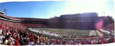 Sanford Stadium section 103