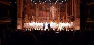 CIBC Theatre section Orch-C