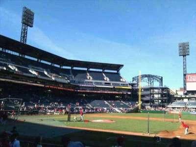 PNC Park, section: 9, row: J, seat: 3
