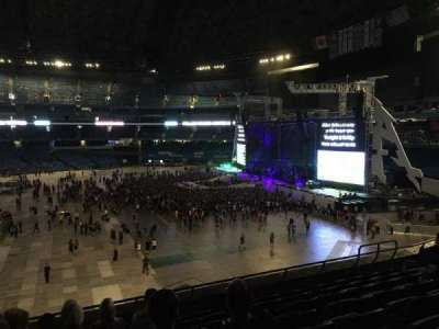Rogers Centre, section: 212R, row: 8, seat: 6