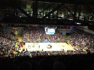 Fifth Third Arena, section: 223, row: 25, seat: 1