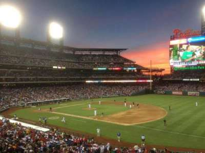 Citizens bank park  section Suite 57
