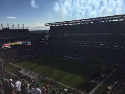 Lincoln Financial Field section 231