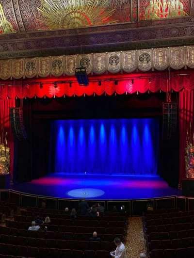 Beacon Theatre section Loge 2
