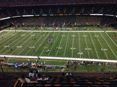 Mercedes-Benz Superdome section 612