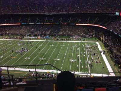 Mercedes-Benz Superdome section 636