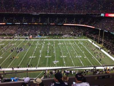 Mercedes-Benz Superdome section 638