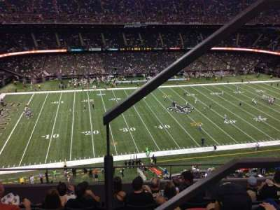 Mercedes-Benz Superdome, section: 643, row: 7, seat: 1
