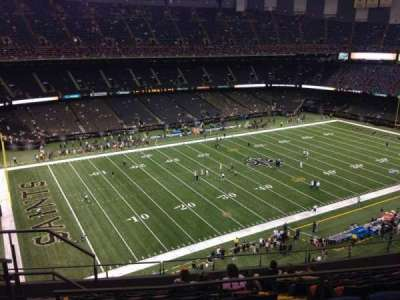 Mercedes-Benz Superdome section 619