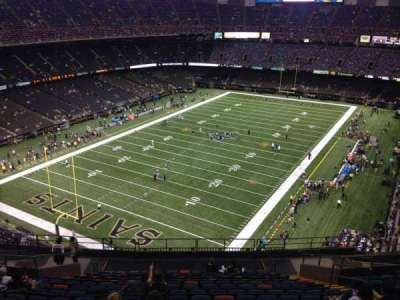 Mercedes-Benz Superdome, section: 624, row: 18, seat: 10