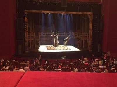 The Kennedy Center Opera House section Box