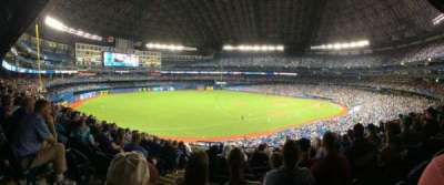 Rogers Centre, section: 234R, row: 9, seat: 2