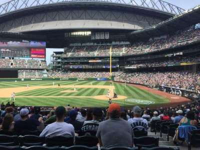 Safeco Field section 135